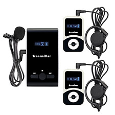 Retekess T130 99 Channel Wireless Tour Guide System Microphone Church System for