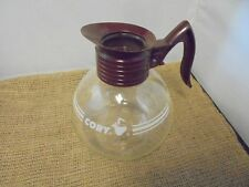 Vintage Cory Coffee Carafe Glass Pot Replacement Spare Restaurant Quality
