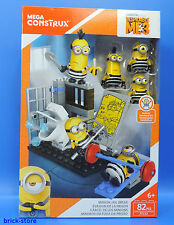Mega Blocks / Mega Construx  Minions / FFJ32 / Minion Gefängnisausbruch