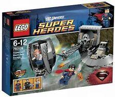 Lego Super Heros DC Universe Superman: Black Zero Escape  76009  by Brand Toys