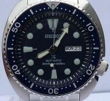 SEIKO PROSPEX TURTLE NEW MENS AUTOMATIC 200m DIVERS WATCH SRP773K1