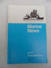 MARINE NEWS - July 1994  - Birthday gift for the nautical?