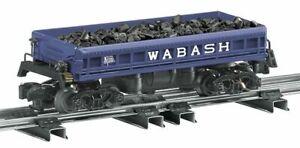 American Flyer 6-49055 S Scale Wabash Coal Dump Car LN/Box