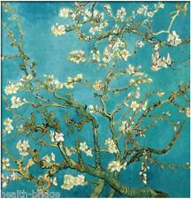 Handmade DIY Cross Stitch Embroidery Kit - Almond Branches in Bloom