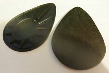 BSA  C15.B25 PETROL TANK PEAR SHAPE BADGE RUBBER BACKINGS