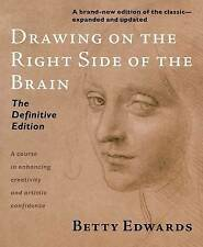 NEW Drawing on the Right Side of the Brain: The Definitive, 4th Edition