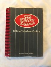 1981- The Dapper Zapper: Creative Microwave Cooking