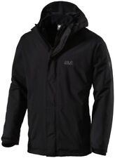 Jack Wolfskin Mens Iceland 3in1 Jacket Black L