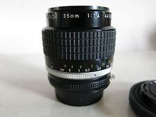 Nikon AI-S 35mm f/1.4 Lente AI-S