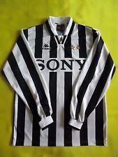 4.8/5 JUVENTUS KAPPA ORIGINAL 1996/1997 FOOTBALL SHIRT JERSEY MAGLIA era Zidane