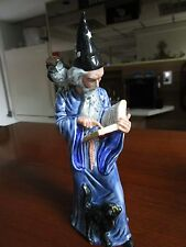 Royal Doulton THE WIZARD HN 2877 figurine[a*3]