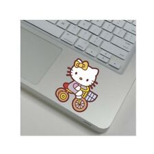 "Hello Kitty B Laptop palmrest ipad surface Pro Viny Decal sticker Macbook 13""15"