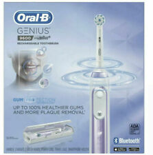 Oral-B - Genius 9600 Rechargeable Toothbrush - Orchid Purple - NEW IN BOX