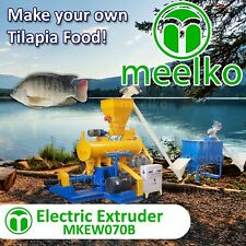 ELECTRIC EXTRUDER TO MAKE YOUR OWN TILAPIA FISH FOOD - MKEW070B (FREE SHIPPING)