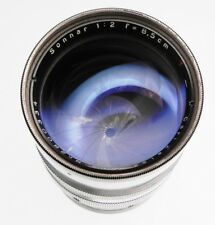 Carl Zeiss Jena 8.5cm f2 Sonnar T* Leica SM  #2800334