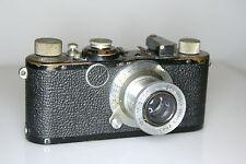 Leica i black con embarcaciones 3,5/50 Elmar # o 67221 tiempos caminar