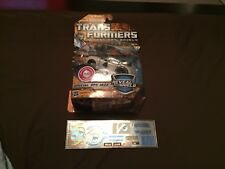 Transformers Reveal The Shield Jazz Hasbro Reprolabels G2 Upgrade New MOSC