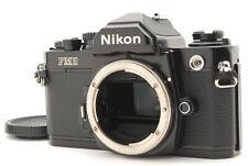 EXC NIKON New FM2 black SLR 35mm film camera from Japan