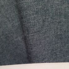 Per Metre Denim Blue Polyester Twill Dressmaking Suit Dress  Uniform Fabric