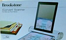 Brookstone iConvert Portable Scanner for  iPad & iPad 2 Tablets