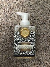 NEW! Michel Design Works Foaming Shea Butter Hand Soap 17.8 oz ~ HONEY ALMOND