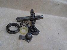 Honda 125 CR CR125-R CR125R Used Engine Kickstarter Spindle Shaft1988 HB228