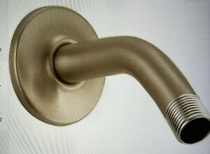 Delta Shower Arm and Flange in Champagne Bronze, U4993-CZ