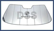 New Genuine Porsche Carrera UV Sun Shade Shield Custom Fit 911 996 1998-2004