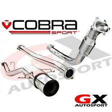 SB30b Cobra Impreza WRX STI 06-07 Race Turbo Back Exhaust Sports Cat Non Res