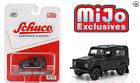 Schuco Land Rover Defender Matte Black 1/64 Limited 2,400 Pieces