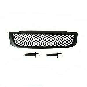 Black Bentley Style Grill For Toyota Hilux 2011-2015
