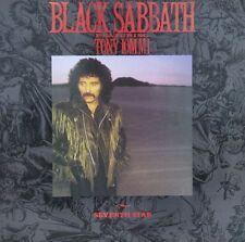BLACK SABBATH Seventh Star 1986 UK  vinyl LP EXCELLENT CONDITION TONY IOMMI