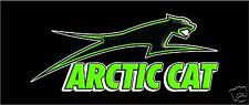 Arctic Cat Decal #1 Truck, Trailer, Wall Art, Snowmobile  High Quality!