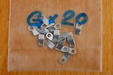 Case clamp mounting tab G (4.5x2.0mm) 20 pieces for ETA Valjoux movements