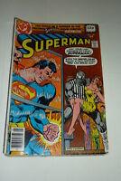 SUPERMAN - Vol 41 No 331 - 01/1979 - DC Comic