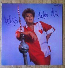 HELGA HAHNEMANN Helga - dicke da LP/GDR