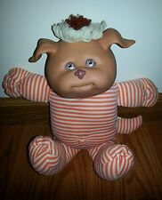 "Cabbage Patch Pet ""Koosas"" Puppy Dog 1983 Coleco 2 Years And Up"