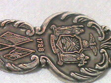 New York State Collectors spoon