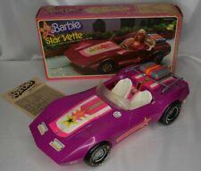 VTG Mattel Barbie Star Vetter 1976 Corvette NO. 9831 Orignal Box w/ Instructions