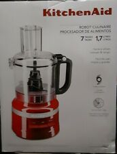 KitchenAid 7 Cup Food Processor KFP0718 New Kitchen Accessory Kitchen Appliance
