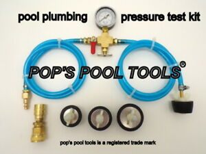 pool leak detection - pool leak -pool leak finder- swimming pool pressure test