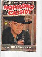 Hopalong Cassidy  #56