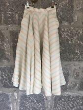 Original Full Circle 1950s Skirt