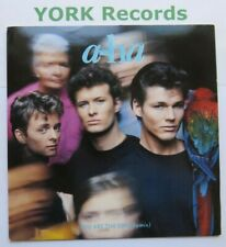 """A-HA - You Are The One - Excellent Condition 7"""" Single Warner Brothers W 7636"""