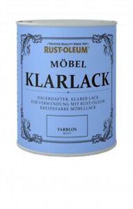 Klarlack RustOleum in drei Ausführungen, schützt und verbessert die Lackierungen