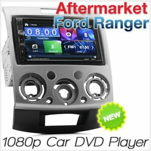Car DVD Radio For Ford Ranger Mazda BT-50 Player Stereo Head Unit USB Fascia AT