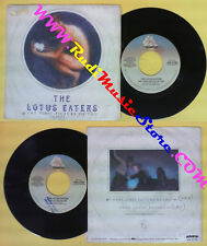LP 45 7'' THE LOTUS EATERS The first picture of you 1983 italy  no cd mc dvd