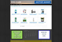 DOG CARE SUPPLIES STORE & WEBSITE WITH AFFILIATES + FREE DOMAIN & HOSTING