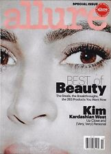 Allure magazine Kim Kardashian Best of beauty special issue Accessories Makeup