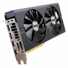 NEW Sapphire AMD Radeon RX 470 NITRO 8GB GDDR5 OC PCI-E Video Card DVI HDMI DP